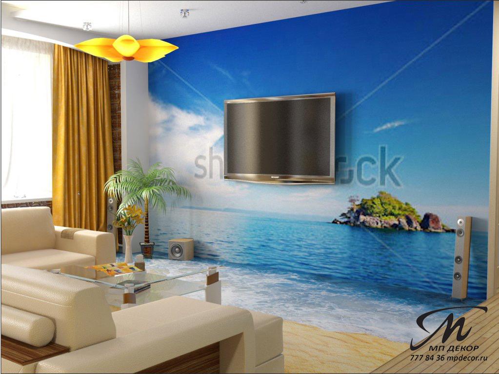 фотообои 3d на стену купить: